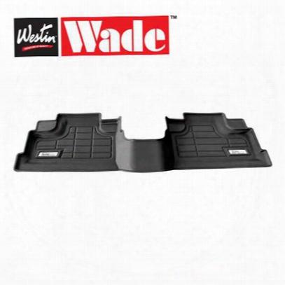 Westin Wade Sure Fit Rear Floor Mat - 72-112067