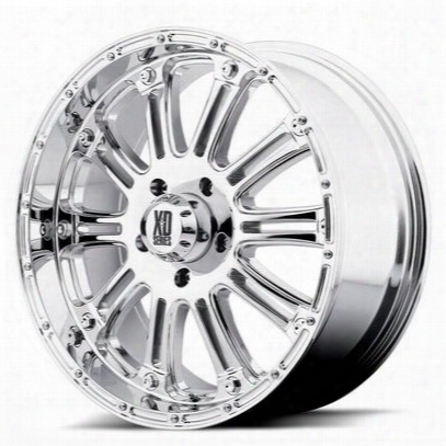 Xd Wheels Xd795 Hoss, 17x9 With 6 On 5.5 Bolt Pattern - Chrome-xd79579068212n