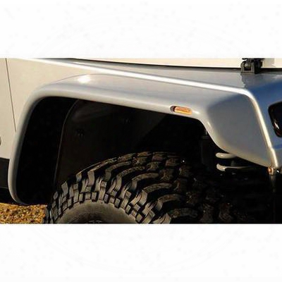 Xenon Tj Wrangler Flat Panel Design Fender Flare (paintable) - 9071