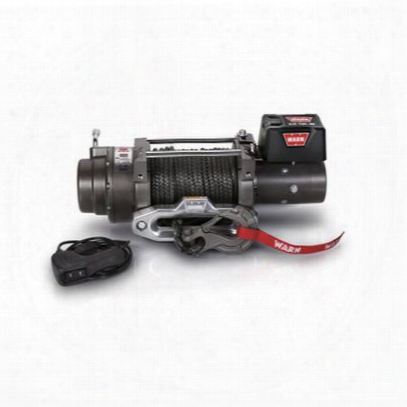 Warn M12-s Recovery Winch, Synthetic Rope - War97720