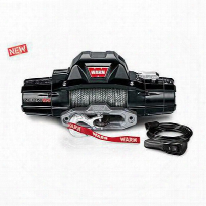 Warn Zeon 12-s Recovery Winch With Spydura Synthetic Rope - 95950