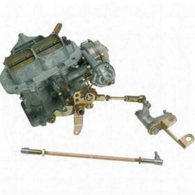 Weber Carbs 2 Barrel Carburetor - Wk552