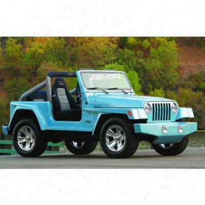 Xenon Wrangler Design Fender Flare (paintable) - 8753