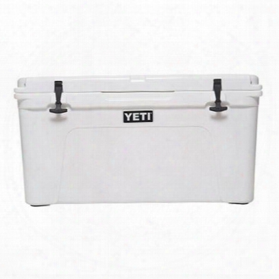 Yeti Coolers Tundra 75 Cooler (white) - Yt75w