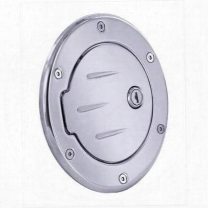 Ami Billet Fuel Door (chrome) - 6033cl