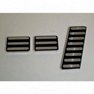 Ami Billet Pedal Kit (black) - 32lk