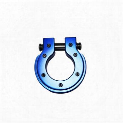 Ami Round D-ring (blue) - 8804b