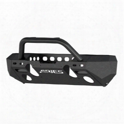 Aries Offroad Trailchaser Front Bumper (option 4) (black) - 2082054