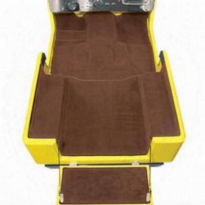 Auto Custom Carpet Deluxe Custom Molded Carpet Kit (dark Saddle) - 15064ds