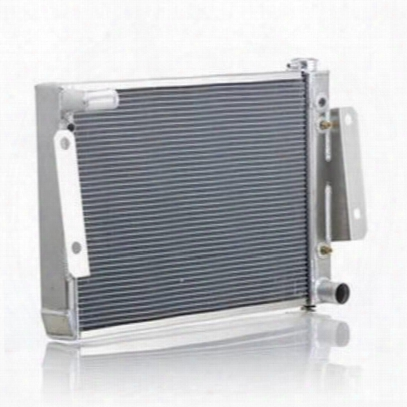 Be Cool Aluminum Conversion Radiator With Gm V8 Engines And Automatic Transmission - 62222
