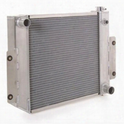 Be Cool Dual Core Radiator Module Assembly For Gm V8 Engines With Standard Transmission - 81030