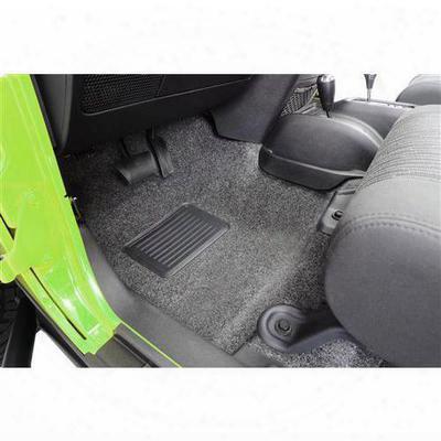Bedrug Floor Kit (charcoal) - Brjk07f4