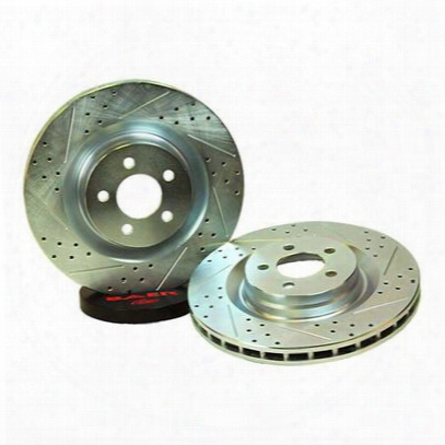 Sport Replacement Rear Brake Rotors