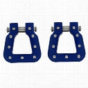 AMI Square D-Ring (Blue) - 8802B-2