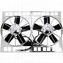Be Cool 11 Inch Electric Dual Puller Fans - 75037