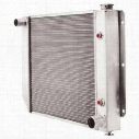 Be Cool Aluminum Conversion Radiator for GM V8 Engines with Manual Transmission - 60007