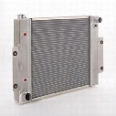 Be Cool Replacement Aluminum Radiator with AMC 304 Engine and Automatic Transmission - 62027