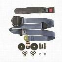 Beams 3-Point Shoulder Harness Belt in in Blue - F0721-637405