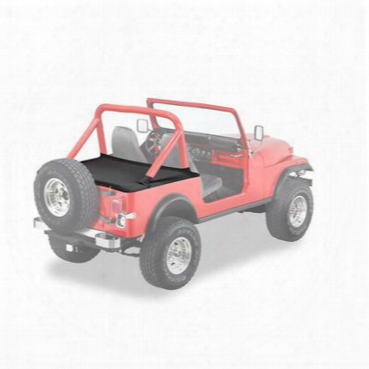 Bestop Duster Deck Cover, Hardtop Replacement Kit, Jeep Duster & Cover