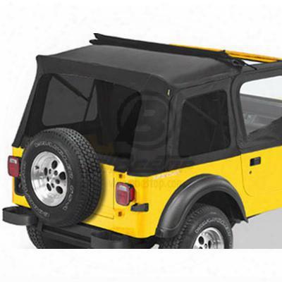 Bestop Sunrider Tinted Window Kit (black Denim) - 58698-15