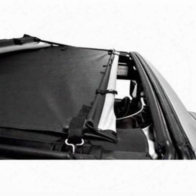 Bestop Targa  Style Sun Bikini Top (black Diamond) - 52400-35