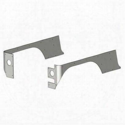 Blue Torch Fabworks Comp Corners (bare Steel) - Btf01029