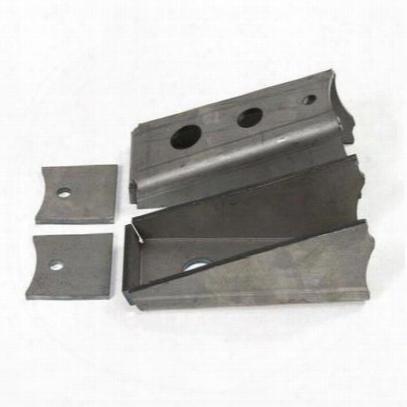 Blue Torch Fabworks Upper Link Mount Kit For 1 Inch-1-1/4 Inch Heim Joints, Universal - Btfbtf03092