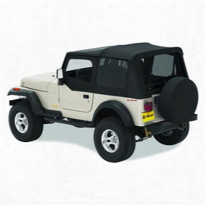 Jeep Wrangler Bestop Replace-a-top W/ Clear Windows Spice - Soft Tops