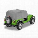 Bestop All Weather Full Door Coverage Jeep TJ Trail Cover 81037-09