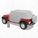 Bestop All Weather Full Door Coverage Trail Jeep Cover Cab Top Cover