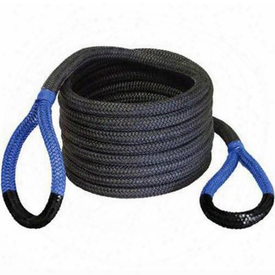 Bubba Rope Bubba Recovery Rope 7/8 Inch X 30' In Blue (black) - 176680blg
