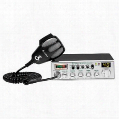 Cobra 29 Nw Classic Professional Cb Radio With Nightwatch - 29nw