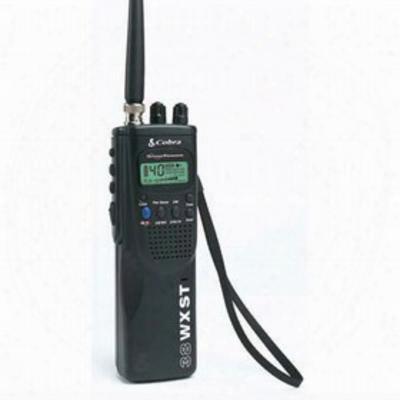 Cobra 38wxst Handheld Cb Radio - Hh38wxst