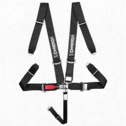 Corbeau 5-point Harness Belts Bolt-in (black) - Ll53001b