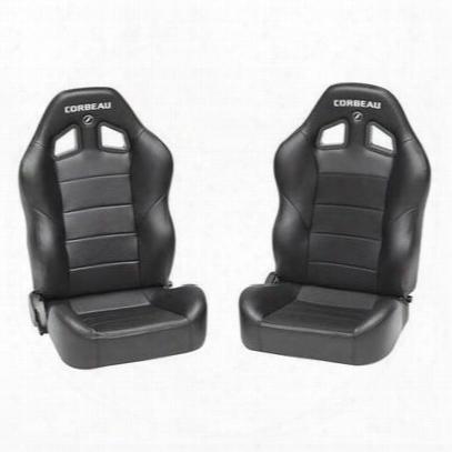 Corbeau Baja Xrs Reclining Front Seat (black) - 96601pr