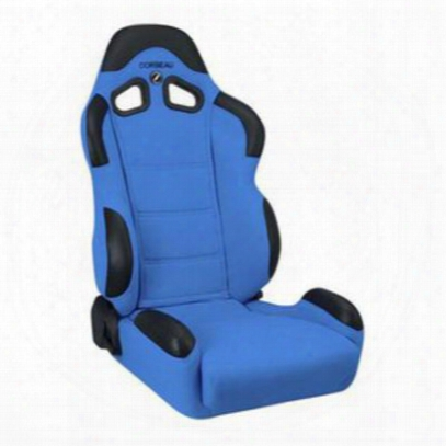 Corbeau Cr1 Recliner Front Seat (blue) - 20905pr