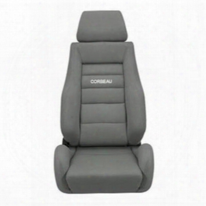 Corbeau Gts Ii Front Seat (gray) - 20309pr