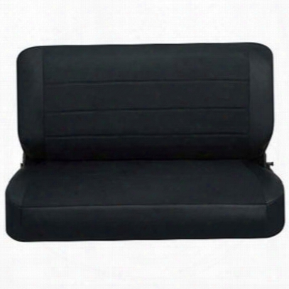 Corbeau Rear Seat Cover (black) - 32011
