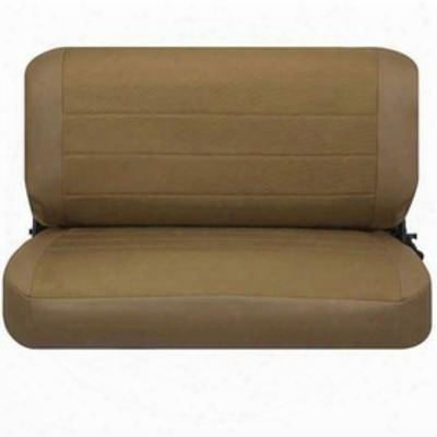 Corbeau Rear Seat Cover (tan) - 42066