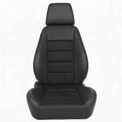 Corbeau Sport Recliner Front Seat (black) - 90011pr