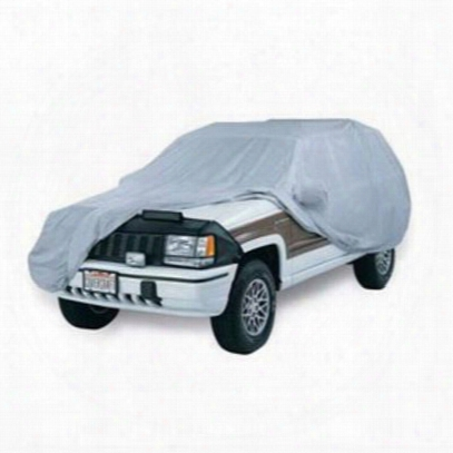 Covercraft Block-it 200 Series Universal Car Cover (gray) - C40034wc