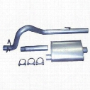 4WD Cat-Back Exhaust Kit - 1004478