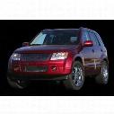 Carriage Works Billet Aluminum Grille Insert (Brushed Aluminum) - 42951