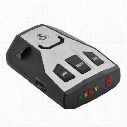 Cobra RAD350 Radar Detector with Case - COB0180001-1