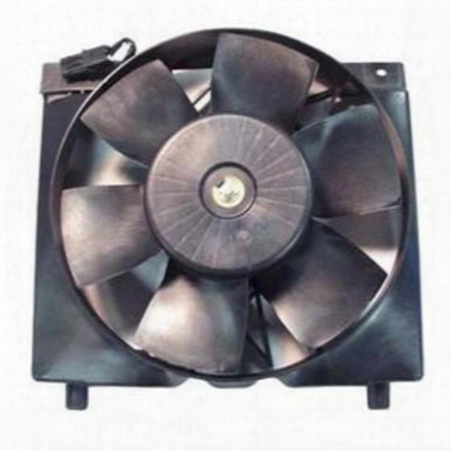 Crown Automotive Electric Radiator Fan Assembly - 52005748