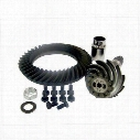 Crown Automotive Dana 44 WJ Rear 3/8 Bolt 3.73 Ratio Ring and Pinion - 5012841AA