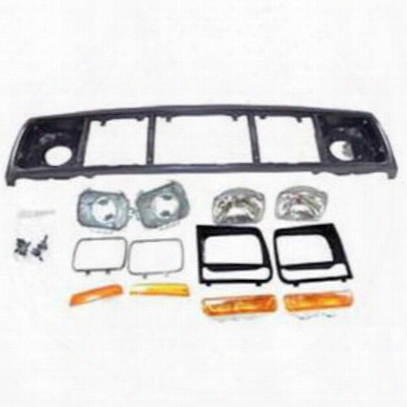 Crown Automotive Header Panel Kit - 55054996k