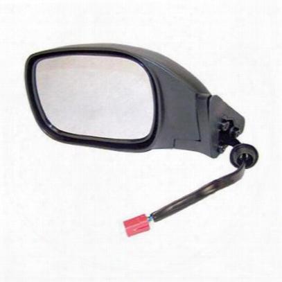 Crown Automotive Side Mirror (black) - 55154949ac