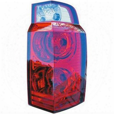 Crown Automotive Tail Light Assembly - 55396458ah