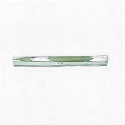 Crown Automotive Chrome Rear Bumper (chrome) - 55026259